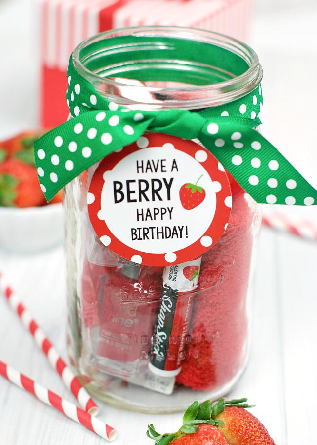 Berry Gift Idea Fun Squared