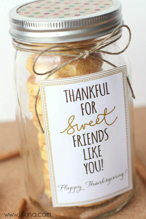 Sweet Gifts for Friends