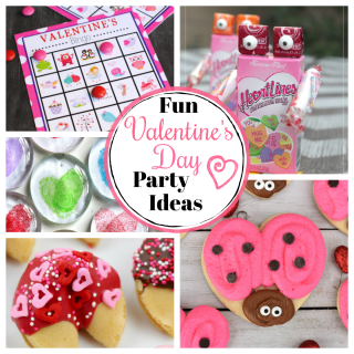 Fun Valentine's Day Party Ideas