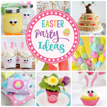 Easter Party Ideas for Kids