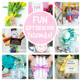 Fun Gift Ideas for Friends