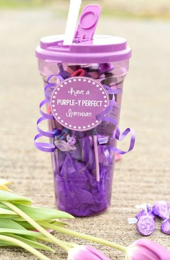 Purple Gift