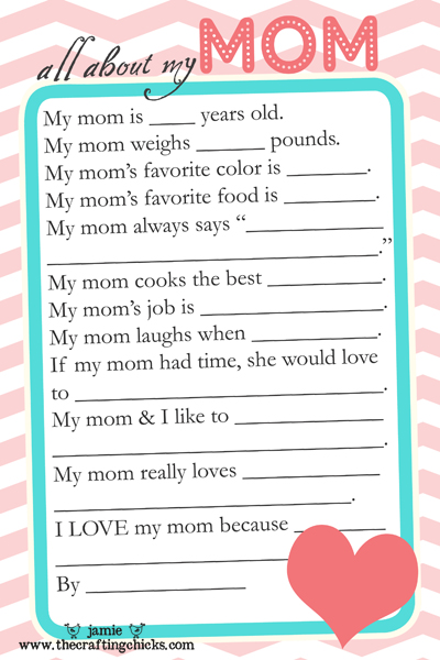 Fun Ideas for Mom on Mother's Day
