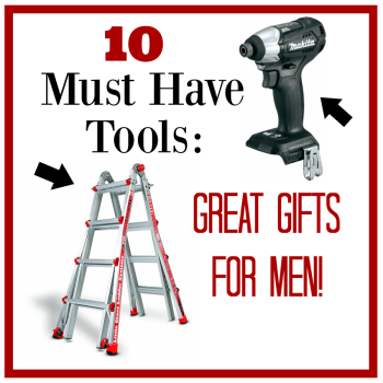 Tool Gift Ideas for Men