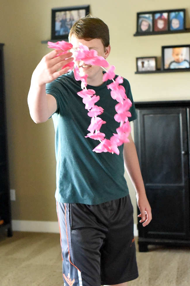 Hawaiian Party Games