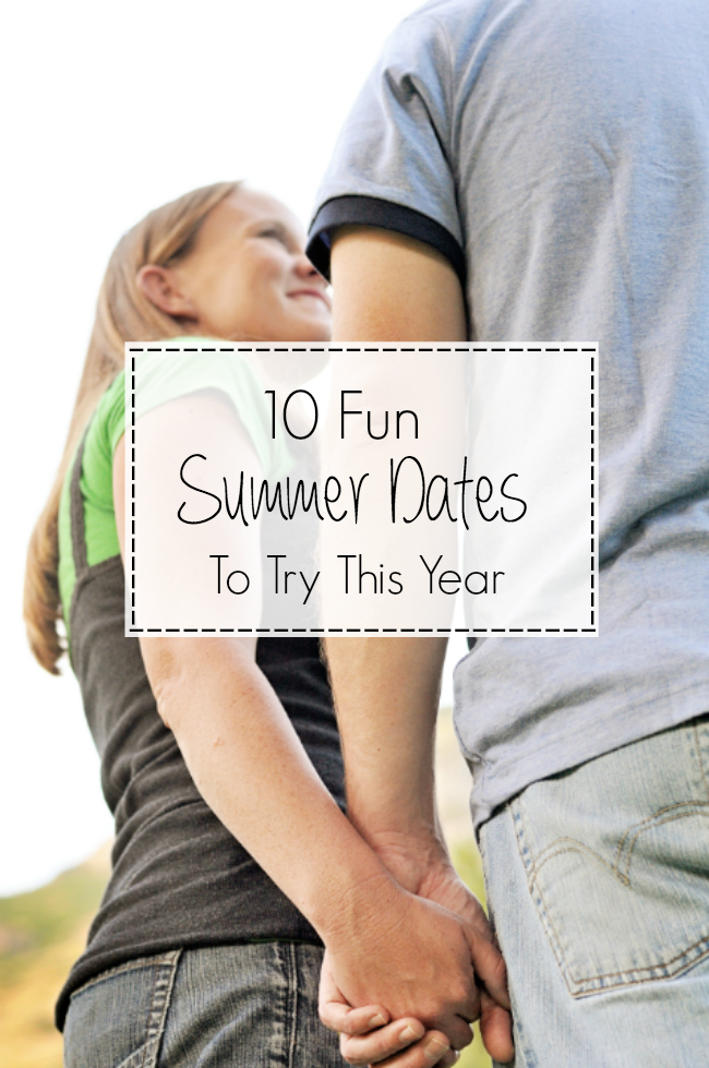 Summer Date Ideas