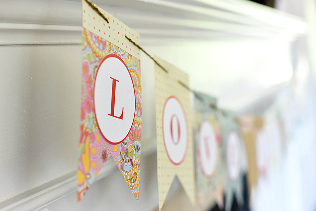 How to Make Bunting DIY