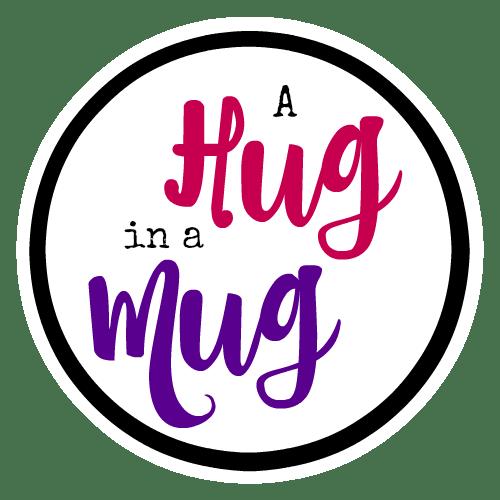 A Hug in a Mug Tag