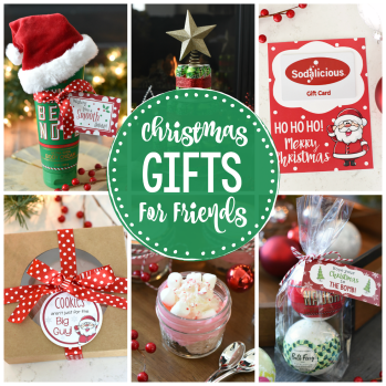 Good Gifts for Friends Christmas