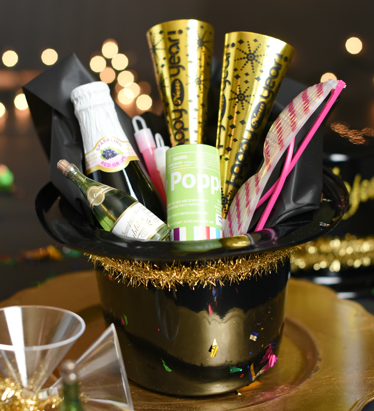 Fun New Year S Eve Party Ideas Fun Squared
