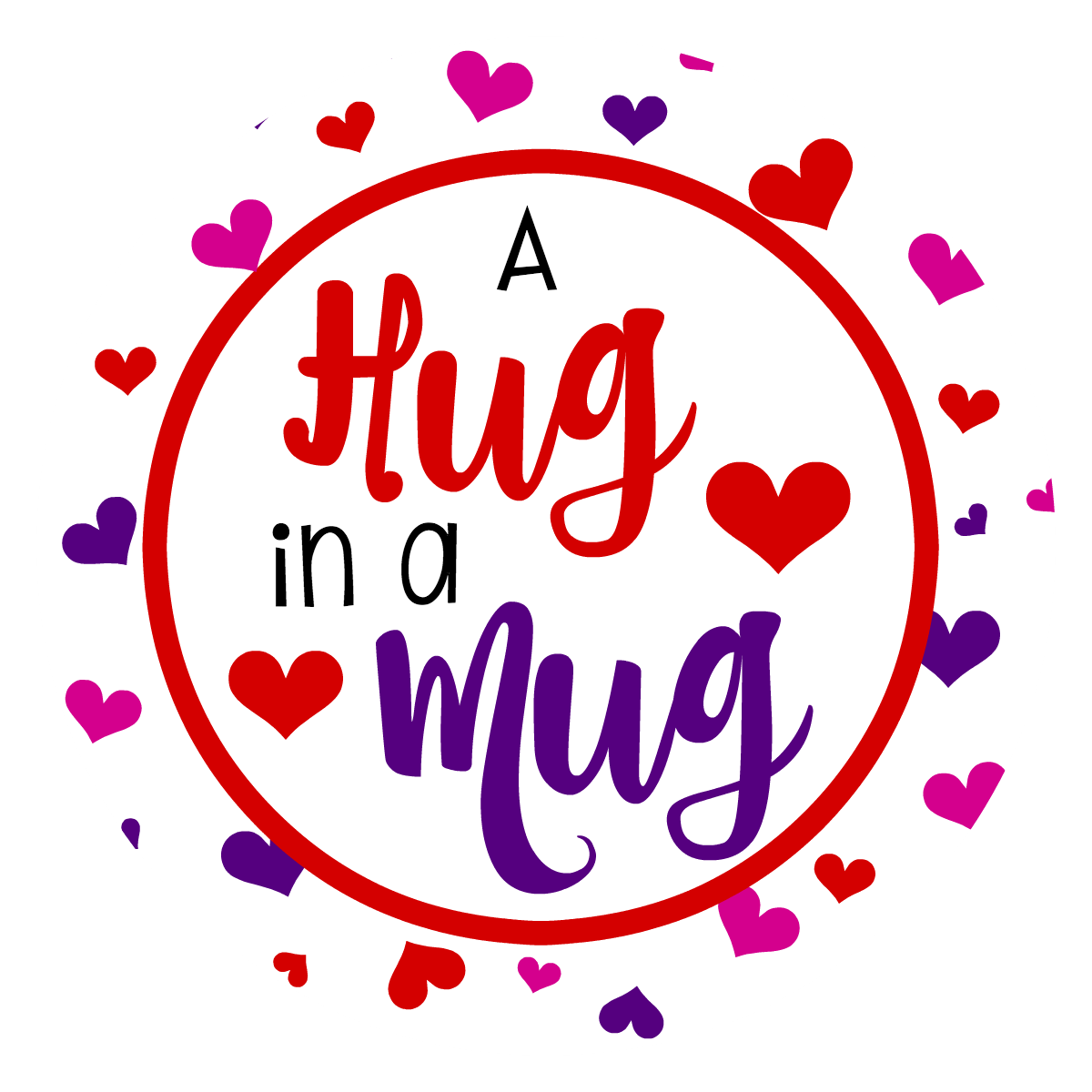 Hug in a Mug Valentine's Gift for Kids