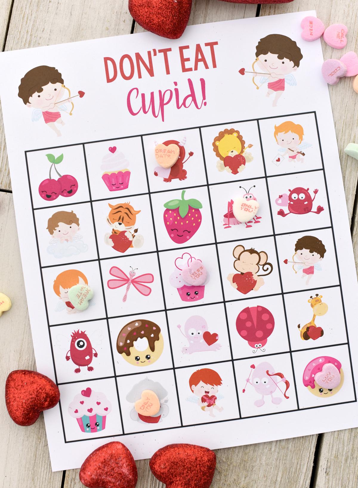 Fun Valentine Games To Print Play Fun Squared