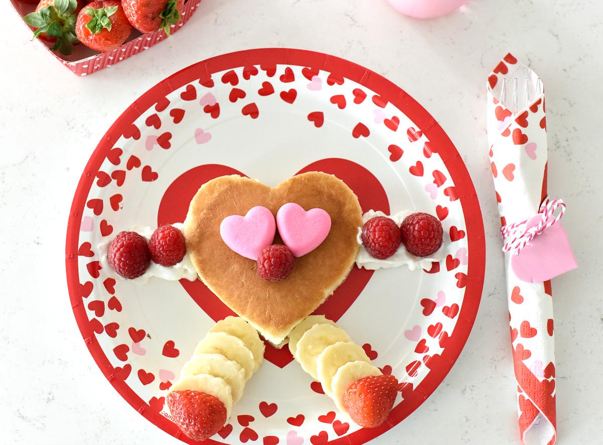 Fun Valentine's Day Breakfast