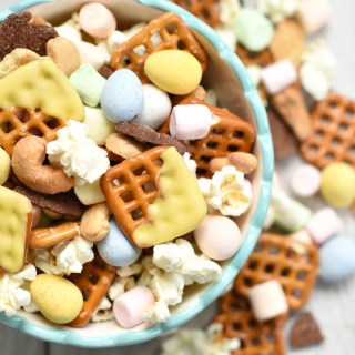 Bunny Bait Easter Snack Mix