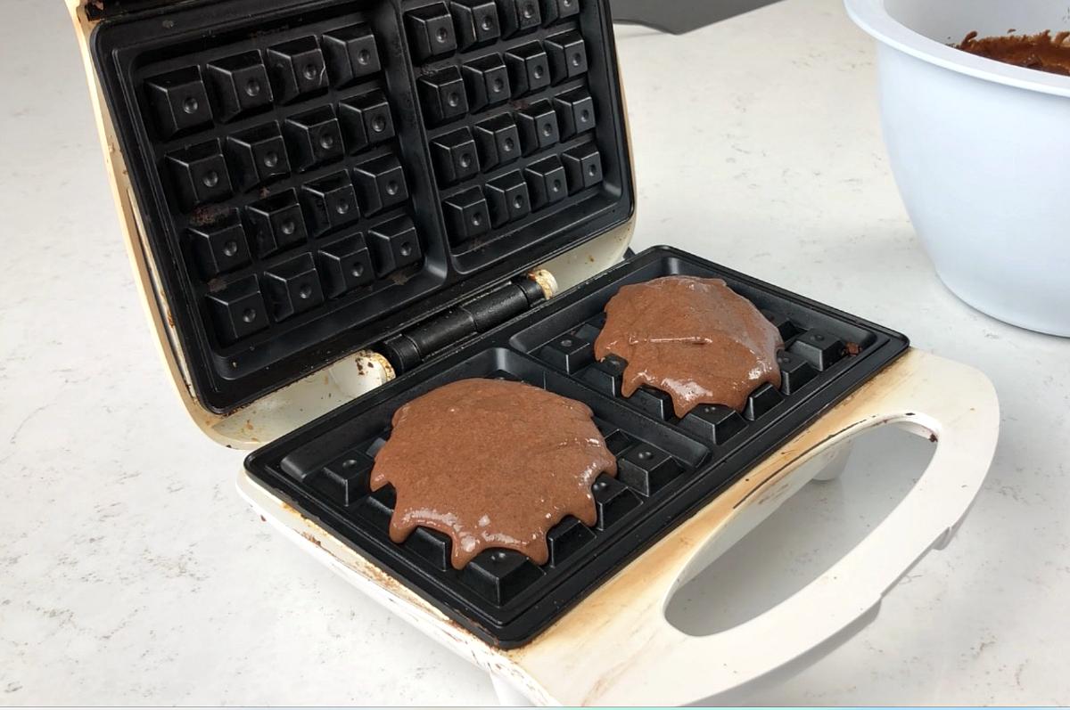 Dessert Waffle Recipe