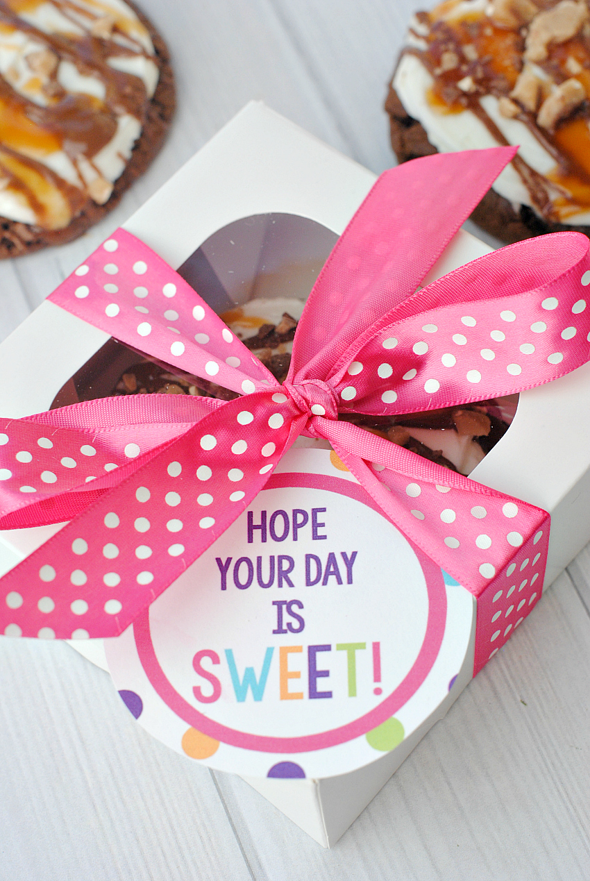 Hope Your Day is Sweet Gift Tag