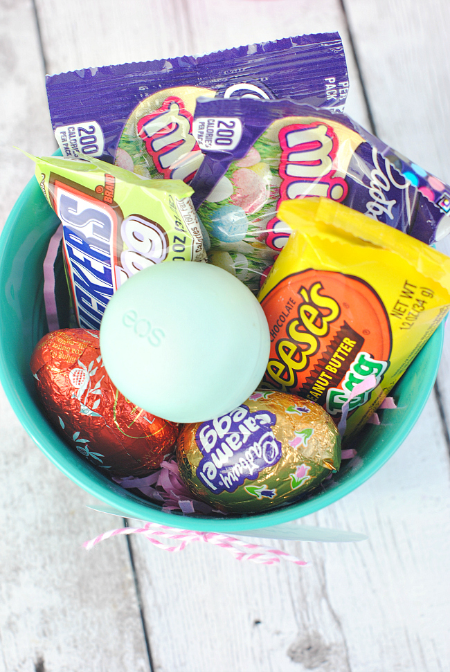 Egg Themed Gift Idea for Easter