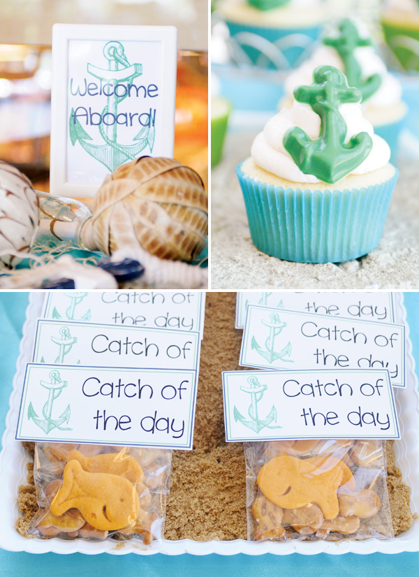 Baby Boy Baby Shower Themes