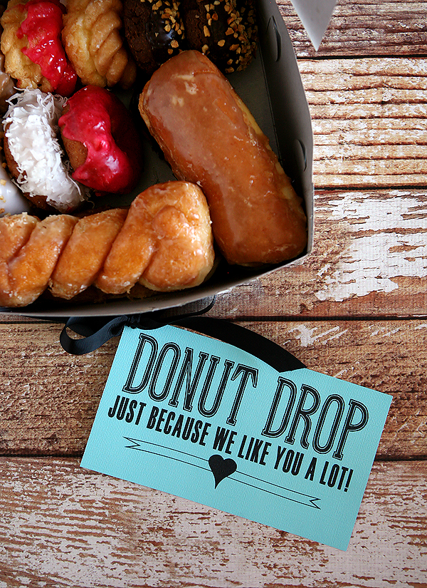 Donut Gift Ideas