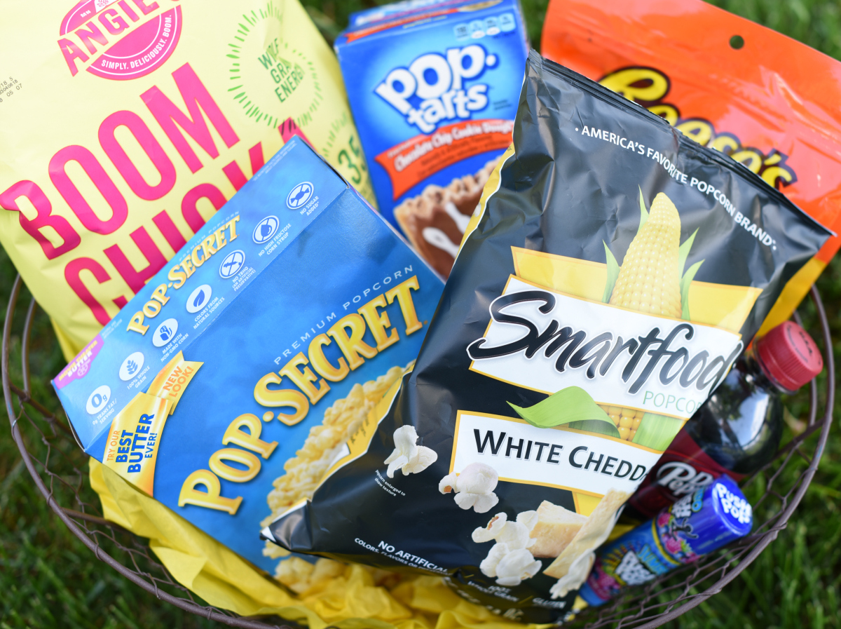 DIY Father's Day Gift Basket