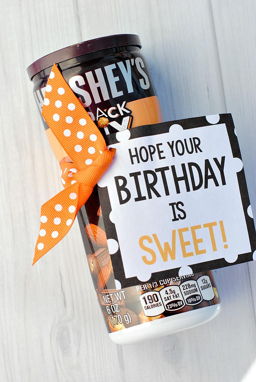 Sweet Birthday Gifts