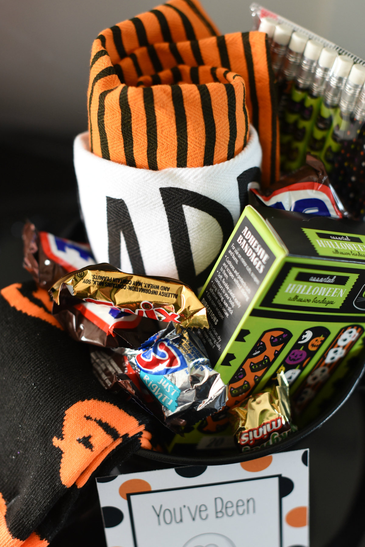 You've Been Booed Gift Idea