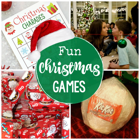 Fun Christmas Games to Play at Your Holiday Party