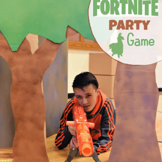Fortnite Party Game