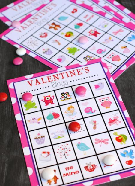 graphic relating to Valentine Bingo Free Printable named Valentines Bingo Sport toward Print Engage in Enjoyment-Squared