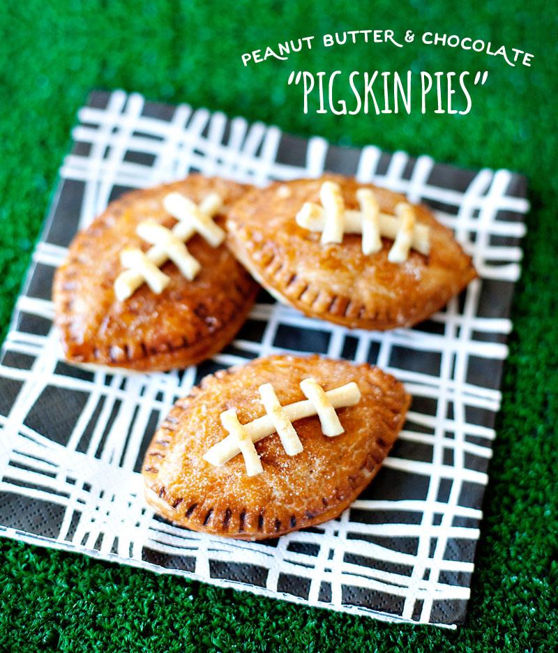 Pigskin Pies