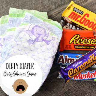 Dirty Diaper Baby Shower Game