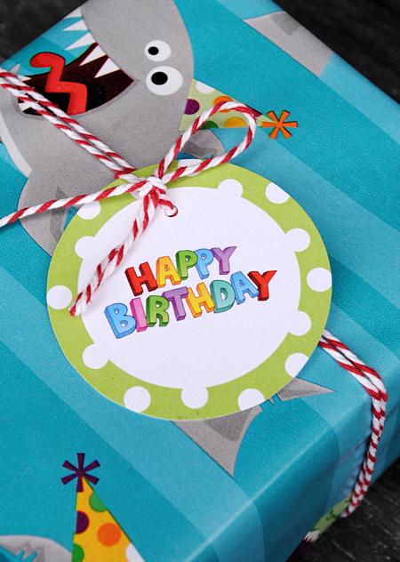 photo relating to Printable Birthday Gift Tags identify Totally free Printable Birthday Reward Tags Pleasurable-Squared
