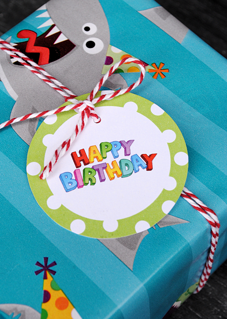 It is a picture of Sassy Free Printable Birthday Gift Tags
