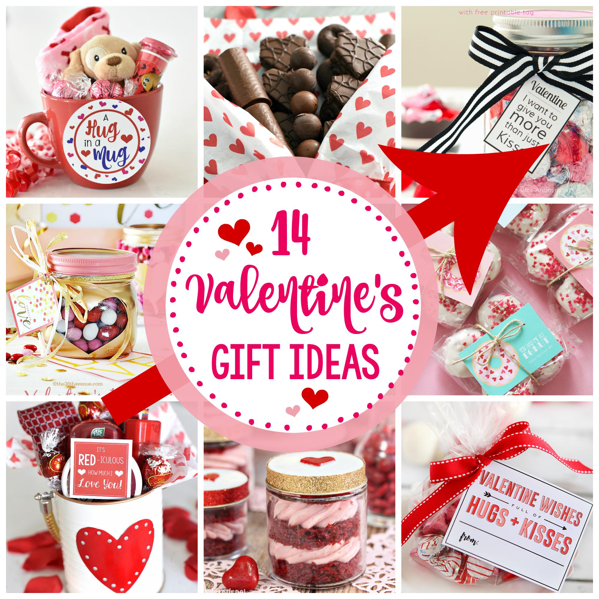14 Fun Creative Valentine S Day Gift Ideas Valentine Day Gifts Events