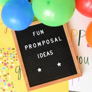 Fun Promposal Ideas