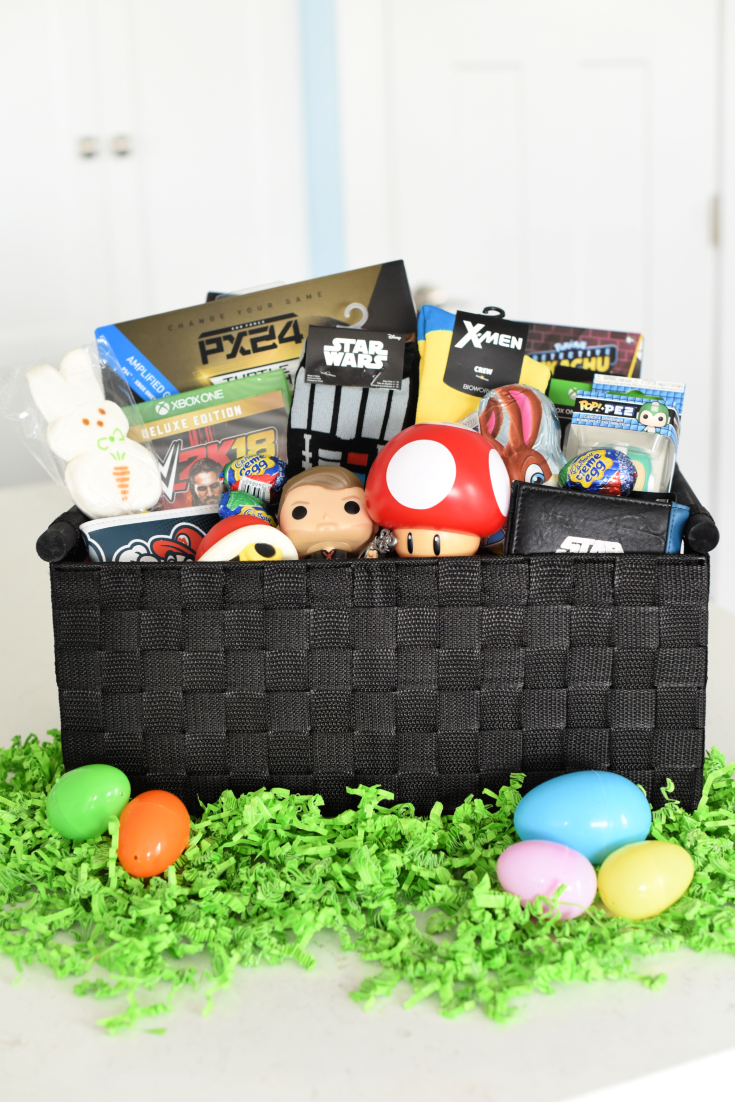 Fun Easter Basket Ideas for Boys