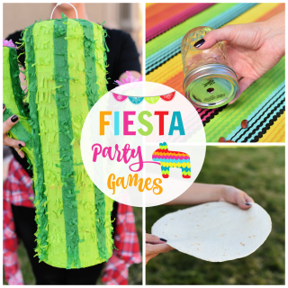 Mexican Party Games and Ideas-Minute to win it fiesta party games