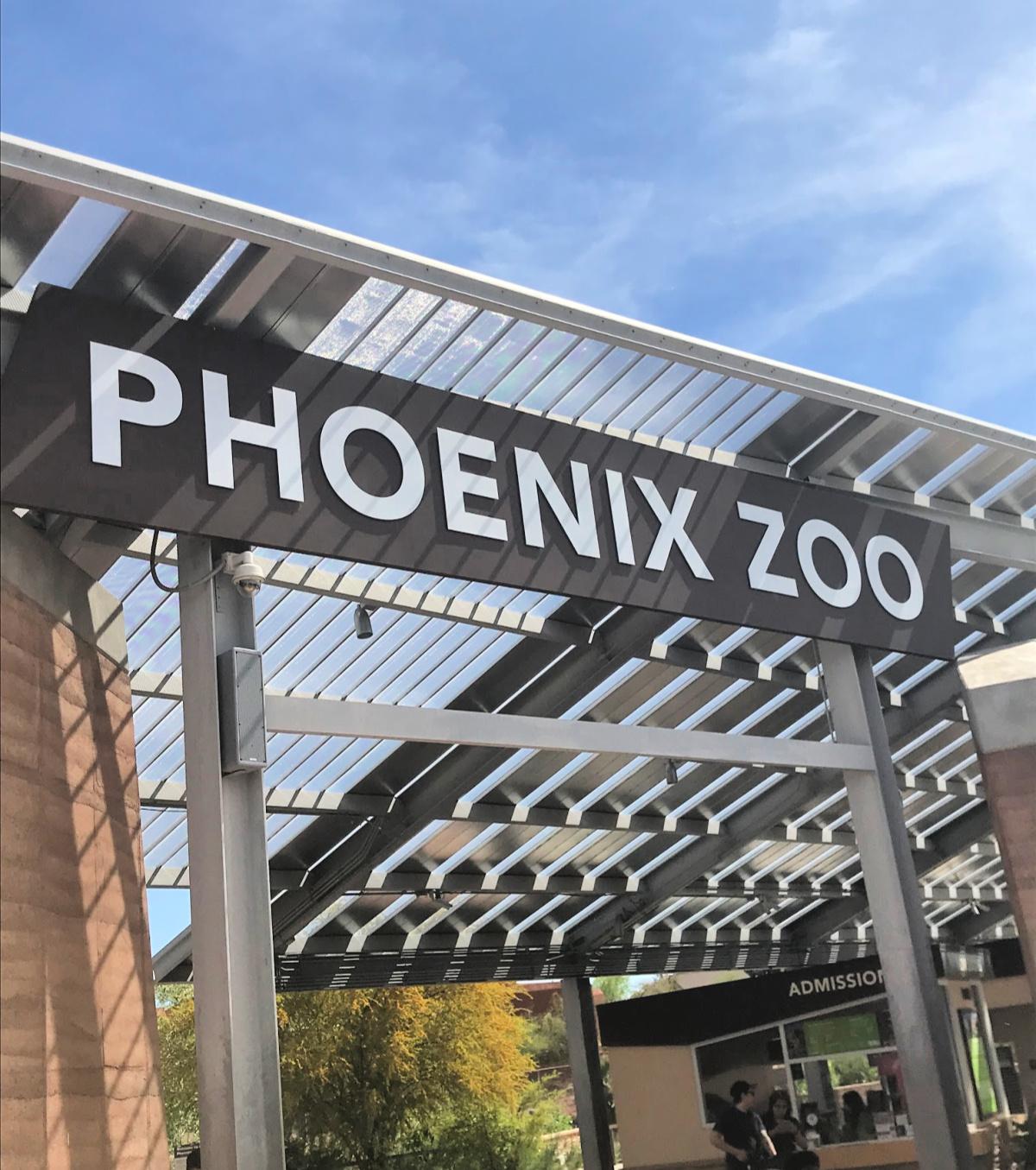 Fun at the Phoenix Zoo