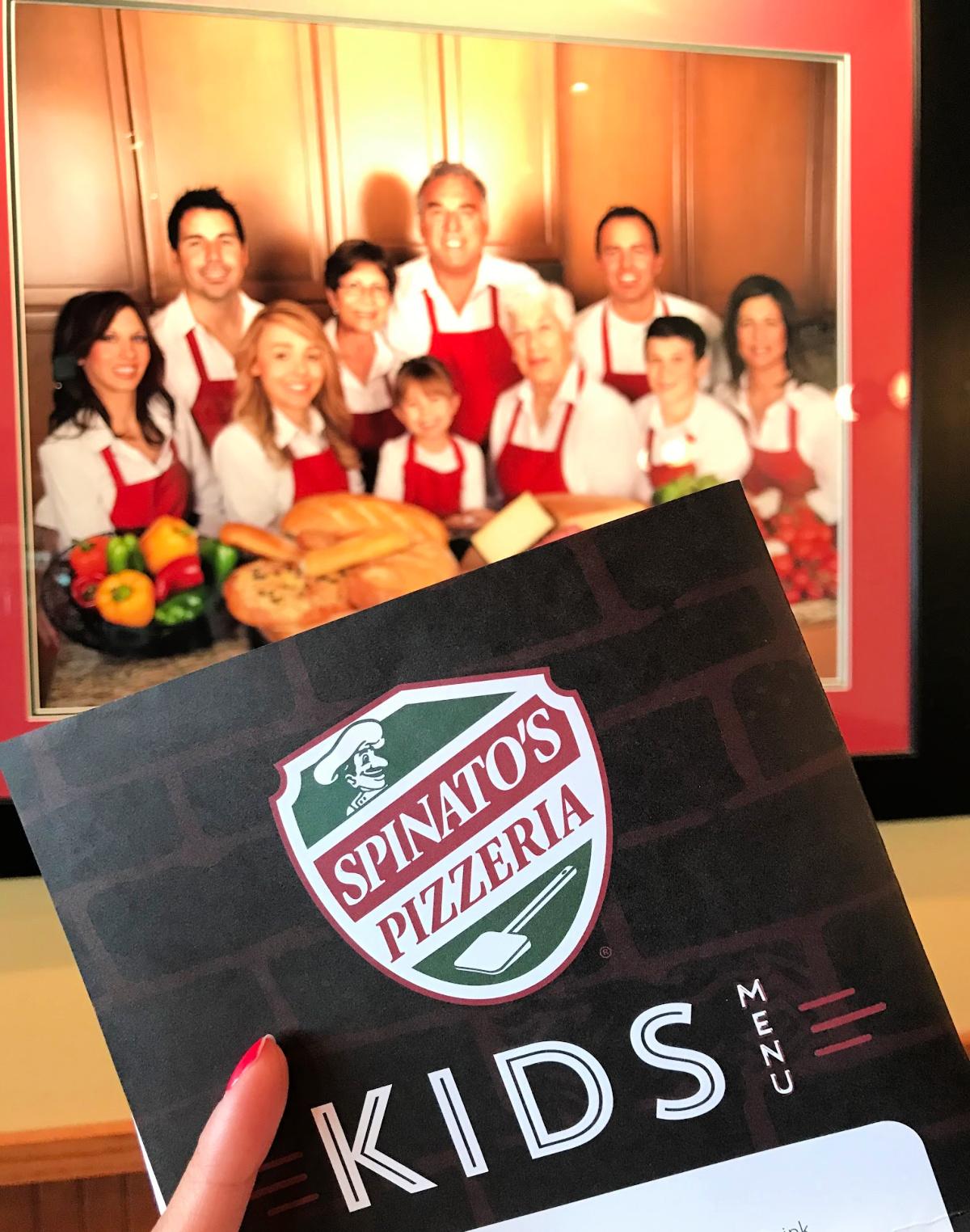 Spinato's