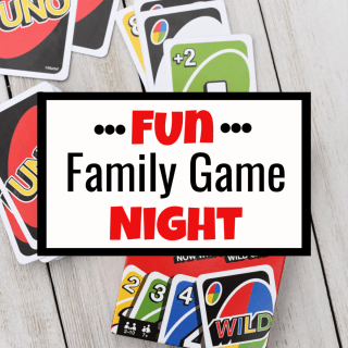 Fun Gamily Game Night