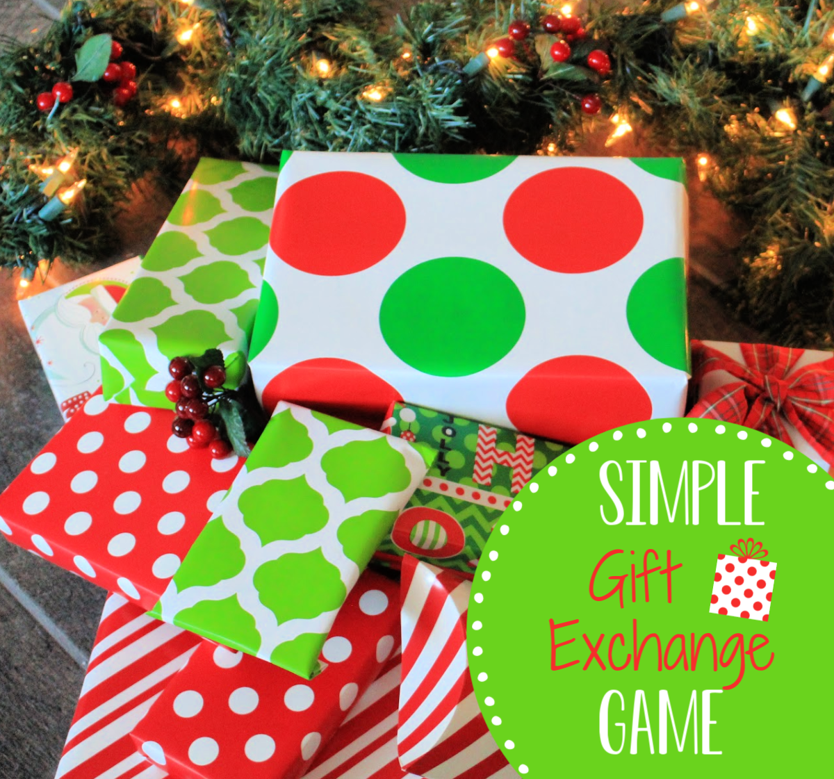 Simple Gift Exchange Game