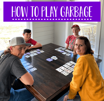How to Play Garbage