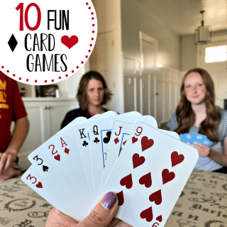 Simple Card Games for all Ages