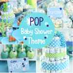 Pop Themed Baby Shower Ideas