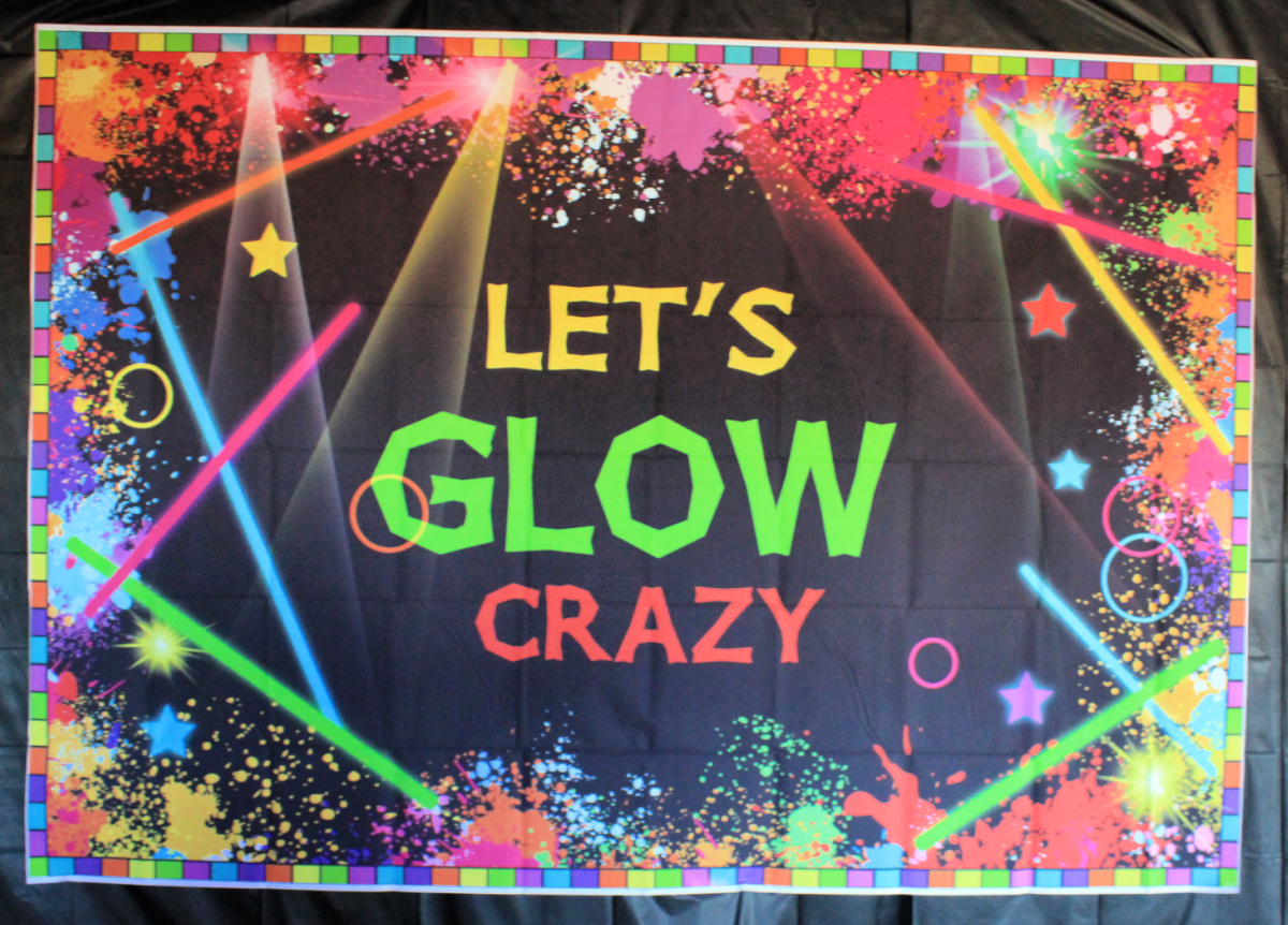 Neon Party Sign