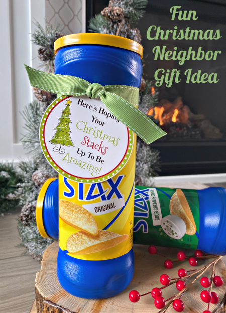 Easy Christmas Gift for Neighbors