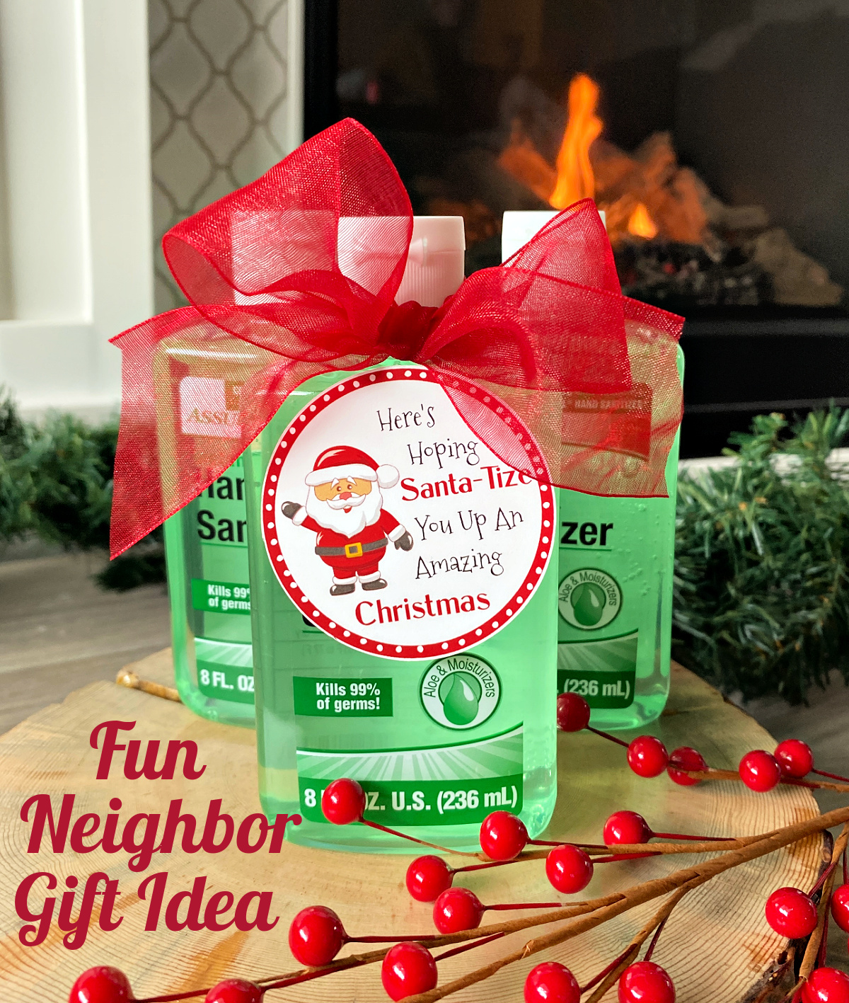 Simple Gifts for Neighbors