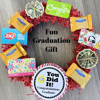 Simple High School Graduation Gift Idea