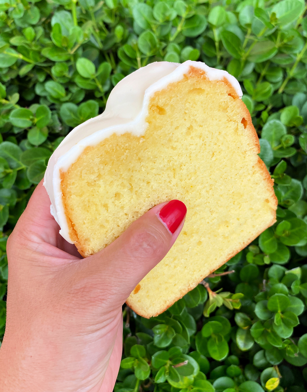 Disney's Lemon Pound Cake