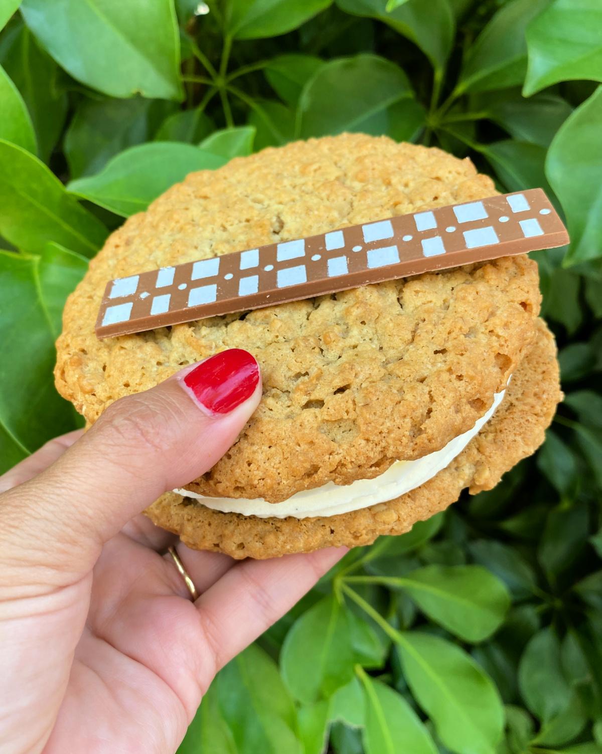 Wookie Cookie Disney Treat